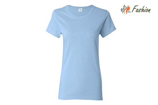 ladies plain tshirt